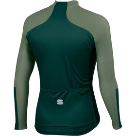 Sportful Bodyfit Pro Maillot Thermique à manches longues Homme, green/dry green